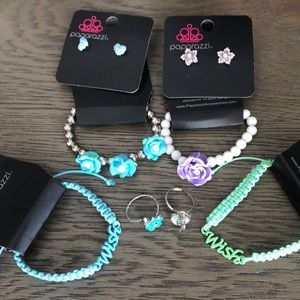 Lot of kid jewelry